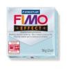 Gyurma, 56 g, égethető, FIMO Effect, jégkristály