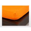 Jersey gumis lepedő Narancs 100x200 cm
