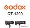 Godox QT-1200 nagy teljesítményű HSS stúdióvaku vaku