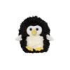 Plüssgombócok , bébi pingvin