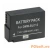 Panasonic Panasonic DMW-BLC12 akkumulátor 1200mAh