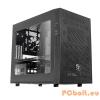 """Thermaltake Core X1 Window Black Black,2x5,25"""",3x3,5"""",ITX,Mini-ITX, Window,Audio,Táp nélkül,426x280x471mm,3x2,5"""",2xUSB3.0"""