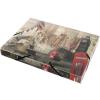 VIQUEL Gumis mappa, 30 mm, PP, A4, LONDON Propyglass