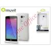 Muvit LG H340N Leon hátlap - Muvit miniGel - transparent