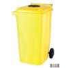 Külső hulladéktároló, 120 L - SZELEKTÍV MŰANYAG