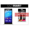 Eazyguard Sony Xperia Z3+/Z4 (E6553) képernyővédő fólia - 1 db/csomag - Privacy