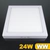 FALON kívüli LED panel (300 mm) 24 Watt (négyzet) meleg fény