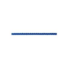 NEMMEGADOTT zsinór fonott d=5 kék (400fm) nd barkácsolás, csiszolás, rögzítés