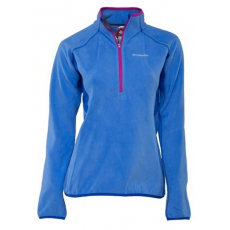 Columbia Heat 360™ III 1/2 Zip Polár,softshell D (AL6321l_485-Harbor Blue)