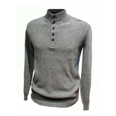 Columbia Rotifer(TM) II Mock Neck Sweater D (AM2082l_003-Boulder) Férfi pulóver