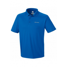 Columbia Zero Rules Polo Shirt D (AM6082m_431-Hyper Blue) Férfi t-shirt