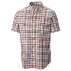 Columbia Rapid Rivers II Short Sleeve Shirt Ing D (AM9132m_683-Sunset Red)