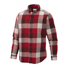 Columbia Out and Back™ II Long Sleeve Shirt Ing D (AM8022l_675-Rocket)