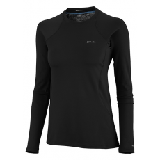 Columbia Women's Midweight Long Sleeve Top D (AL6654l_010-Black) Női sport aláöltözõ
