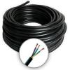 Cable H07RN-F 3x2.5 Gumi kábel Sodrott erezetű Réz