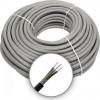 Cable MBCU 3x6 (NYY-J) Tömör erezetű Réz Villanyszerelési kábel 1 KV