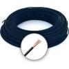 Cable MKH 2.5 (H07V-K) Sodrott erezetű Réz Vezeték - Fekete