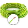 Cable MKH 6 (H07V-K) Sodrott erezetű Réz Vezeték - Zöld sárga