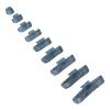 Lincos Centírozó súly teherautókhoz, felüthető, 250g, acél felnikhez (TT-25020)