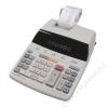 Sharp Számológép, szalagos, 12 számjegy, 2 színű nyomtató, SHARP EL1607P (SHEL1607P)
