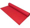 Filc anyag, puha, tekercses, piros (ISKE098) filc