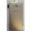 Samsung A700 Galaxy A7 hátlap (akkufedél) arany**
