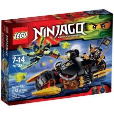 LEGO Ninjago Romboló motor 70733 lego