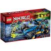 LEGO 70731-LEGO Ninjago-Első Jay Walker