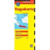 Yogyakarta várostérkép - Periplus Editions