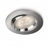 Massive - Philips 59031/11/16 - LED Spot süllyesztett lámpa SMARTSPOT 1xLED/4W króm