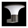 Emithor 63010 - VIENNA kültéri fali lámpa 1xE27/18W sötétszürke IP44