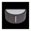 Emithor 70114 - BONN kültéri fali lámpa 1xE27/60W szürke IP54