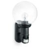 Steinel 634216 - L 560 S fekete érzékelős fali lámpa kültérbe
