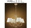 JUPITER LAURA LA-4-E függeszték 4xE27/60W világítás
