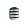 Philips 16937/93/16 - ECOMOODS kültéri fali lámpa 1xE27/20W antracit