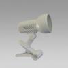 Prezent 20021 - CENTRO csipeszes lámpa 1xE14/R50/40W fehér