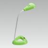 Luxera PREZENT 63102 - FLIPP LED-es irodai lámpa 1xSMD LED/4,68W zöld