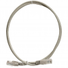 Art PATCHCORD UTP 5e 1m grey oem