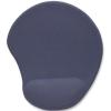 MANHATTAN ergonómikus egérpad zselés csuklótámasszal, kék