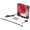 Aerocool SHARK DEVIL RED EDITION ventilátor 120x120x25mm