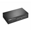 Edimax Technology Edimax 8x 10/100Mbps Switch, 4x PoE+ ports, 802.3at/af, 80W budget (30W/port)