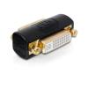 DELOCK adapter, DVI 24+5pin (F) / (F)