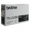 Brother TN-04 fekete eredeti toner