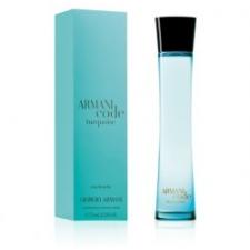 Giorgio Armani Code Turquoise EDT 75 ml parfüm és kölni