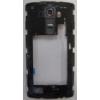 LG H815 G4 középső keret fekete**