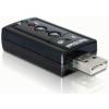 DELOCK USB audio 7.1