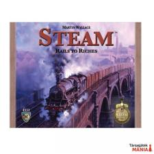 Mayfair Games Steam Project USA, angol nyelvű társasjáték