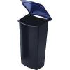 HAN Szemeteskosár, 3 L, kék, HAN