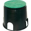 Heitronic Földbe ásható kábelvédő doboz 250/315 mm Heitronic 21035