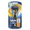 Gillette Fusion ProGlide Borotva + 2 Flexball fej